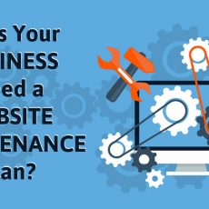 Business Website Maintenance Plan